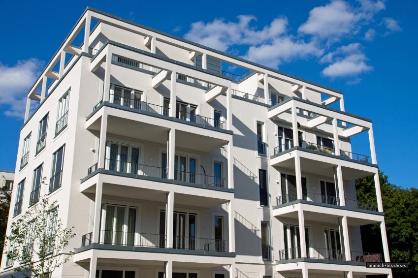 жилье в мюнхене