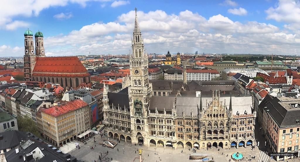 Достопримечательности Мюнхена: Топ-25 (МНОГО ФОТО)