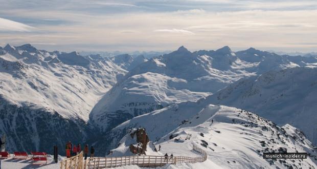 Зёльден горнолыжный курорт