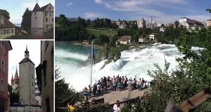 Боденское озеро, Линдау, Рейнский водопад и Мерсбург
