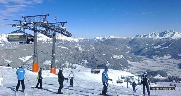 Зимний отдых в Альпах и горнолыжные курорты Австрии