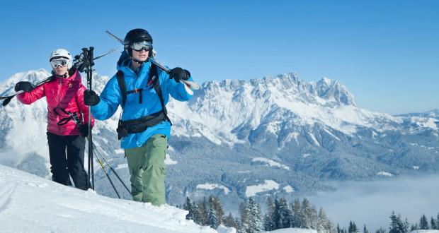 горнолыжный курорт Wilder Kaiser