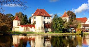 Blutenburg Мюнхен