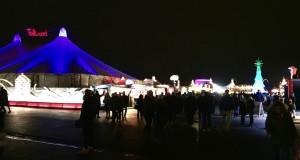 Зимний фестиваль Толвуд Tollwood в Мюнхене