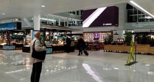 Lufthansa Muenchen Airport